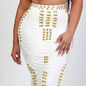 Dresses & Skirts - Lily Bandage Skirt
